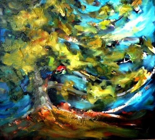 'Vibrancy In Motion'